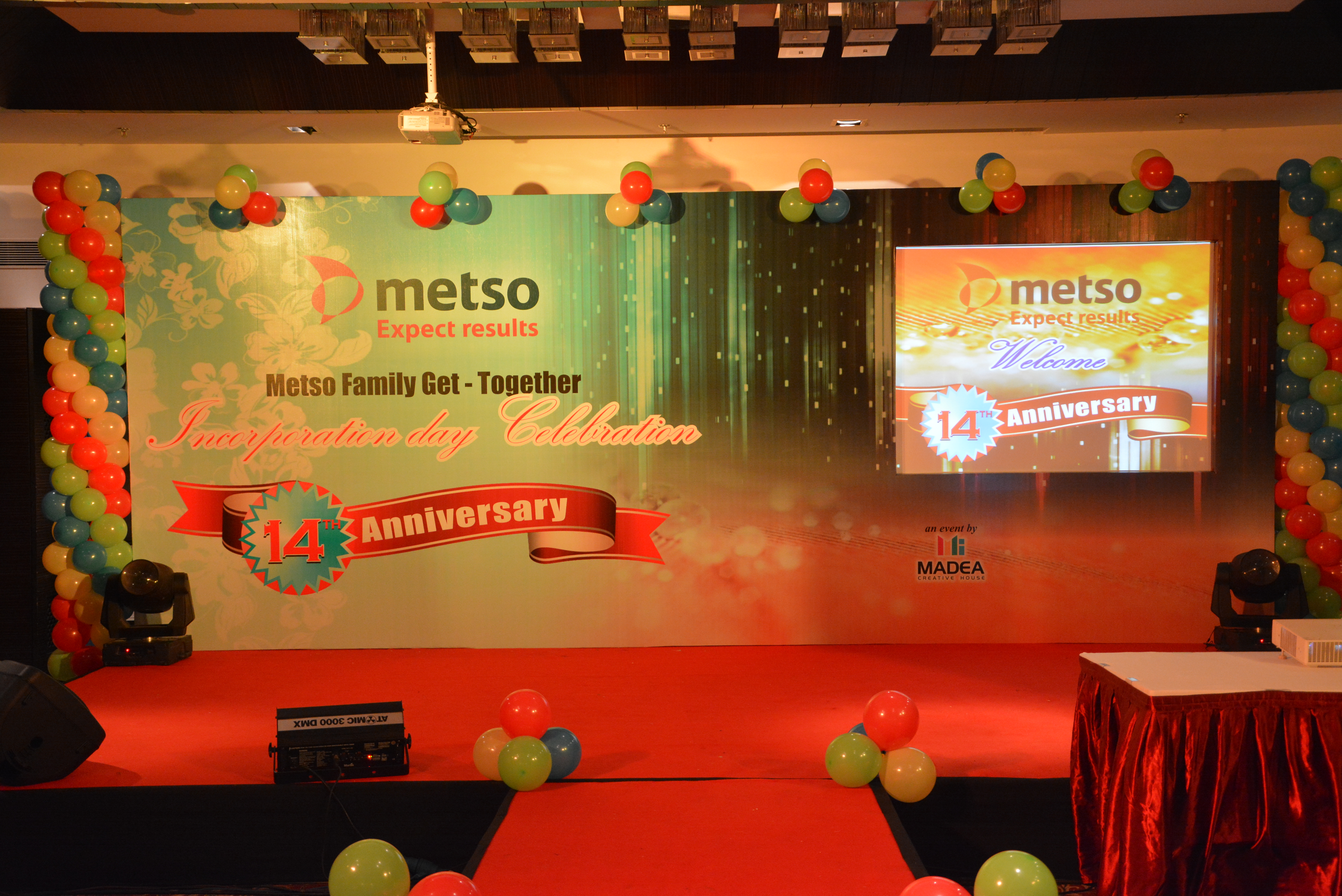 Branding & Inauguration